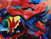 pintura reina dhoore punto 0